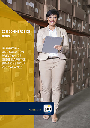 Illustration Commerce de gros